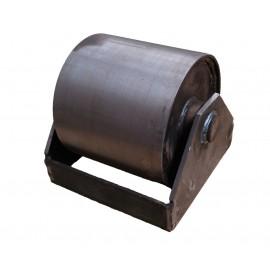 Rouleau de benne 200mm avec cage