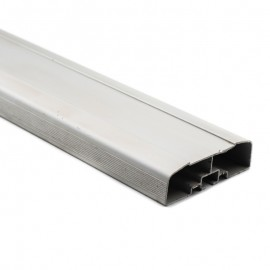 Barre aluminium pare cycliste