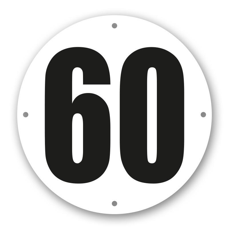Disque limitation 60 à riveter