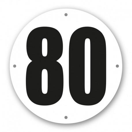 Disque limitation 80 à riveter