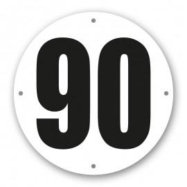 Disque limitation 90 à riveter