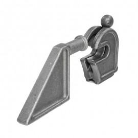 Fermeture renforcée décrochable de porte arrière ⌀ 25mm