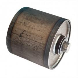 Rouleau de benne acier 200mm sans cage
