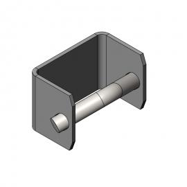 Crochet de préhension seul Ø 40mm classe 1