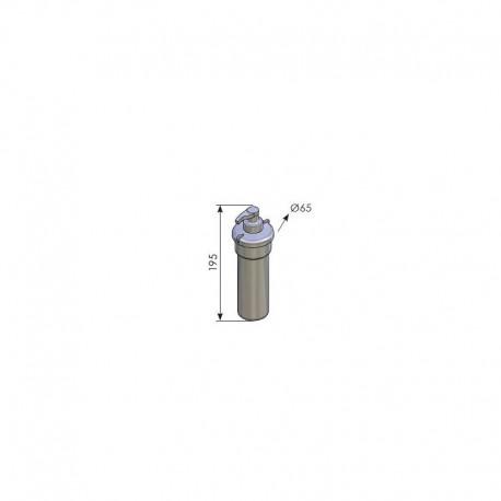 Porte-savon pour réservoir à eau